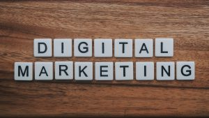 Digital Transformation with digital marketing